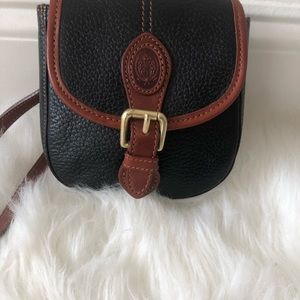 Liz Claiborne genuine leather crossbody bag